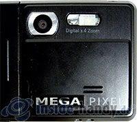 LG Electronics KG320S: Kamera