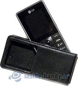 LG Electronics KG320S: mit Tasche