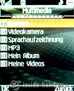 LG Electronics KG320S: Multimedia