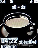 LG Electronics KG320S: Startbildschirm