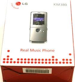 LG Electronics KM380