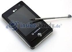 LG Electronics KS20: Draufsicht