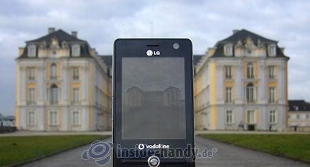 LG Electronics KS20: Foto Schloss