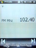 LG Electronics KS20: Radio