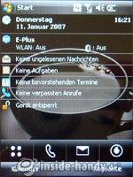LG Electronics KS20: Start