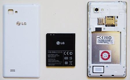 LG Electronics Optimus 4x HD