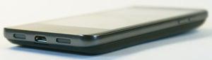 LG Electronics P990 Optimus Speed