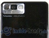 LG Electronics Prada Phone: Kamera