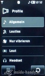 LG Electronics Prada Phone: Profile