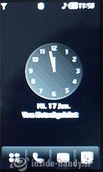 LG Electronics Prada Phone: Start