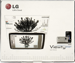 LG Electronics Viewty Smart