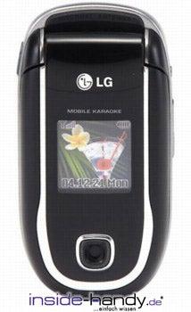LG F2400 Datenblatt - Foto des LG F2400