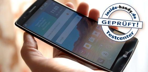 LG G Flex 2 im Test