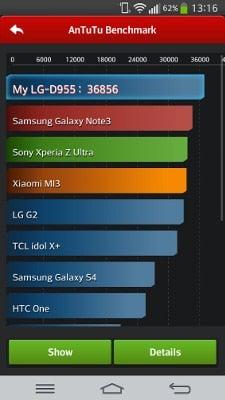 LG G Flex AnTuTu-Benchmark-Test