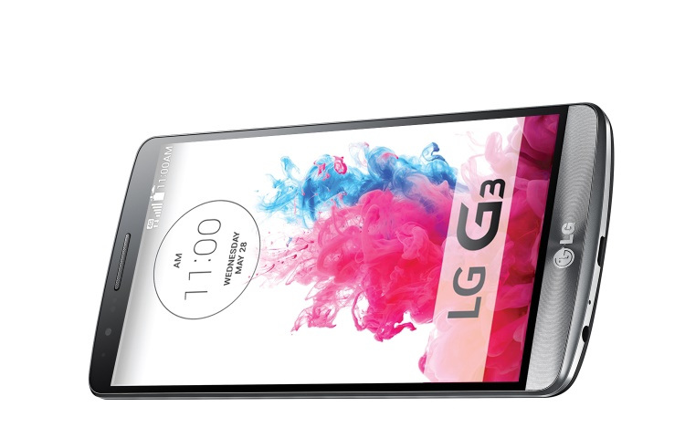 LG G3: Pressefotos