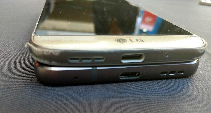 LG G5 & LG G6: Vergleichsbilder