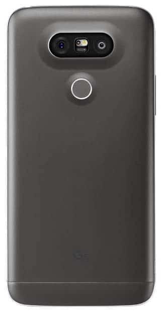 LG G5 SE: Rückseite
