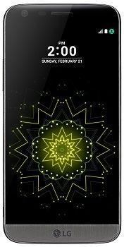 LG G5 Datenblatt - Foto des LG G5