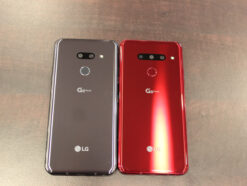 Das LG G8 ThinQ im Hands-On