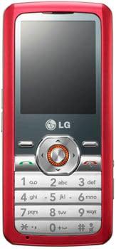 LG GM205 Datenblatt - Foto des LG GM205