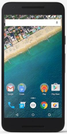 LG Google Nexus 5X: Pressebilder