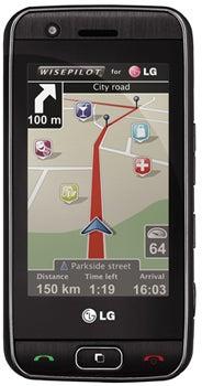 LG GT505 Datenblatt - Foto des LG GT505