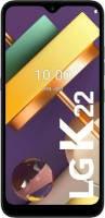 LG K22 Front