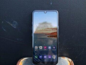 LG K50 im Test Topnewsbild