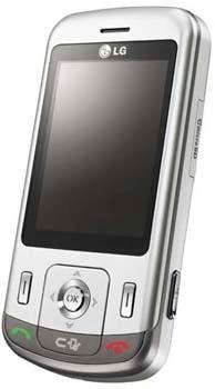 LG KC780 Datenblatt - Foto des LG KC780