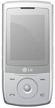 LG KE500 Datenblatt - Foto des LG KE500