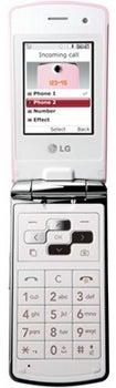 LG KF350 Datenblatt - Foto des LG KF350