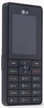 LG KG320S Datenblatt - Foto des LG KG320S