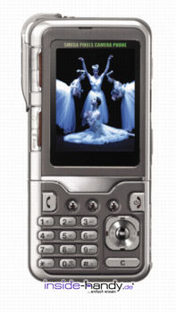 LG KG920 Datenblatt - Foto des LG KG920