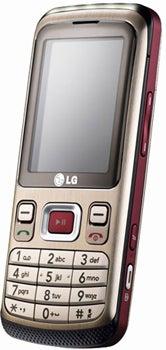 LG KM330 Datenblatt - Foto des LG KM330