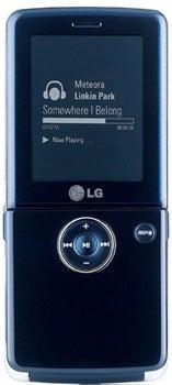 LG KM380 Datenblatt - Foto des LG KM380