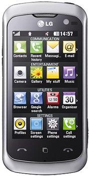 LG KM570 Arena II Datenblatt - Foto des LG KM570 Arena II