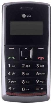 LG KT610 Datenblatt - Foto des LG KT610