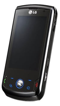 LG KT770 Datenblatt - Foto des LG KT770