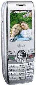 LG L3100 Datenblatt - Foto des LG L3100