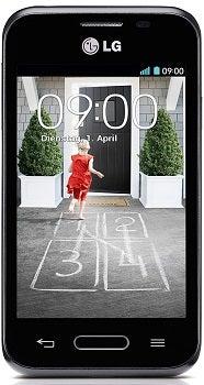 LG L40 Datenblatt - Foto des LG L40