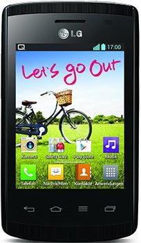 LG Optimus L1 II Datenblatt - Foto des LG Optimus L1 II