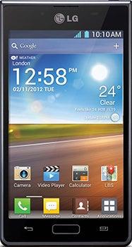 LG Optimus L7 Datenblatt - Foto des LG Optimus L7
