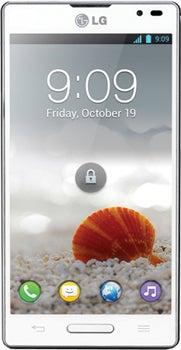 LG Optimus L9 Datenblatt - Foto des LG Optimus L9