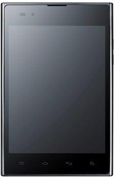 LG Optimus Vu Datenblatt - Foto des LG Optimus Vu
