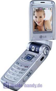 LG T5100 Datenblatt - Foto des LG T5100