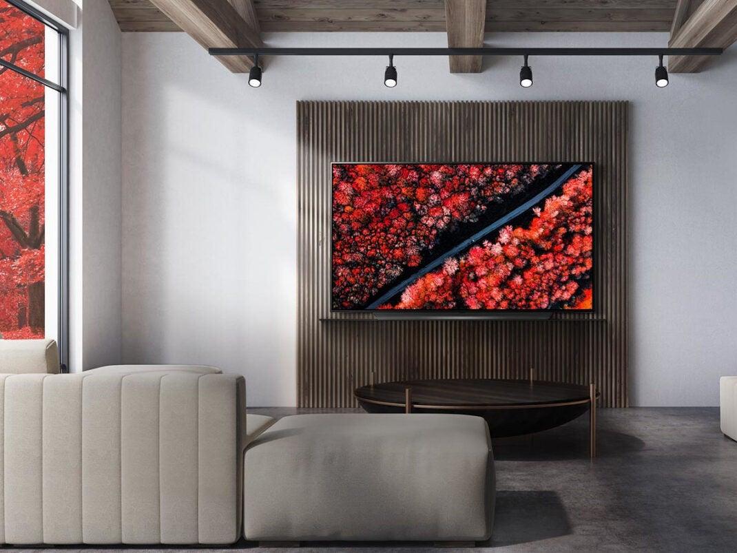 Der LG-TV 55SM82007LA gehört laut Stiftung Warentest zu den drei besten Fernsehern und ist dabei vergleichsweise günstig