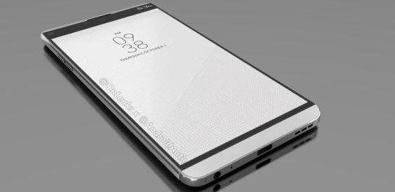 LG V20 Leak-Bild