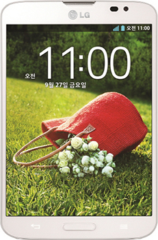 LG Vu 3 Datenblatt - Foto des LG Vu 3