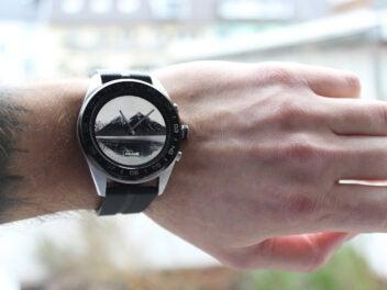 LG Watch W7: Smartwatch am Handgelenk
