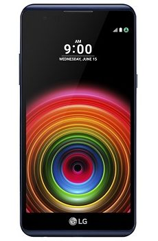 LG X power Datenblatt - Foto des LG X power